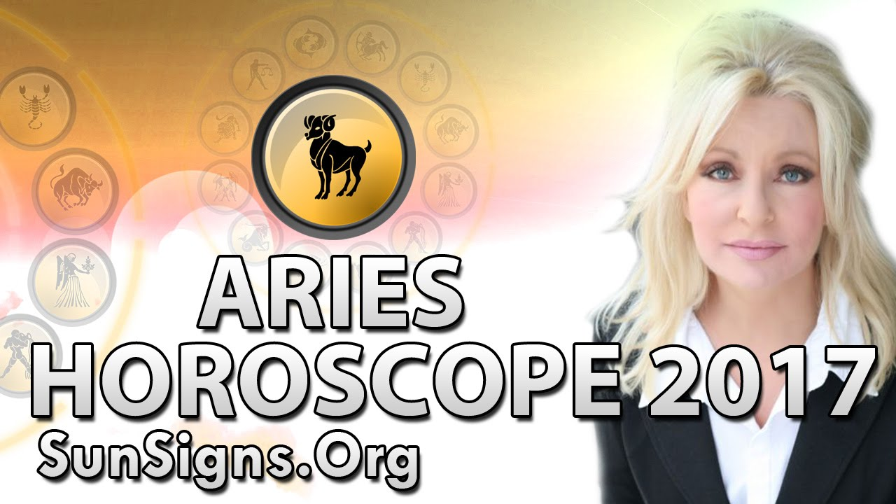 198a8b007 Aries Horoscope 2017 Predictions - YouTube