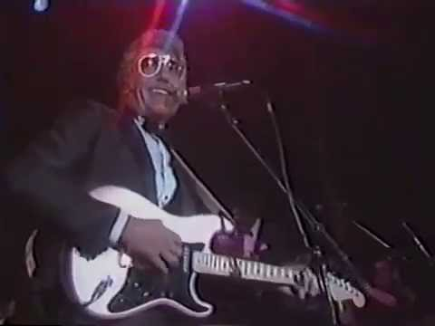 "Carl Perkins, Keith Richards, BB King - ""Blue Suede Shoes"" Live at 1987 Induction"
