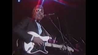 Carl Perkins, Keith Richards, BB King -
