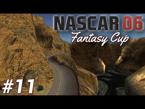 DEVIL'S CANYON SPEEDWAY | NASCAR 06 Fantasy Cup #11