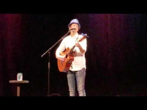 "Jason Mraz And Toca Rivera - ""Frank D. Fixer"" Auditorium Theatre, Rochester 12-01-2018"