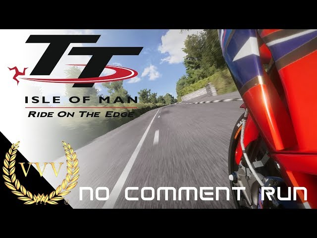 TT Isle of Man,  First 3 Stages, No Comment Run Gameplay