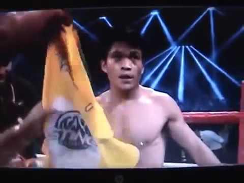 Jerwin Ancajas KO2 Inthanon Sithchamuang