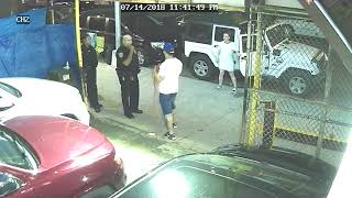 NYPD Detective NUNEZ Uses Illegal Chokehold, Two Tasers on man in Response to a Noise Complaint