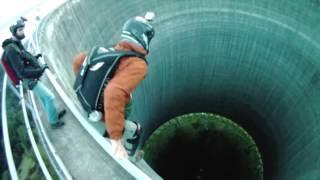 видео Высота прыжка с парашютом