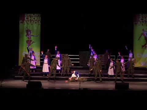 """Milton Show Choir """"Flash"""""""