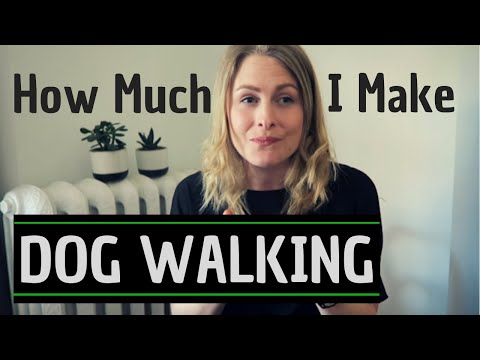 How Much Money Do I Make Dog Walking? (Q&A) | InRuffCompany.