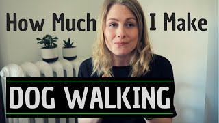 How Much Money Do I Make Dog Walking? (Q&A) | InRuffCompany.com