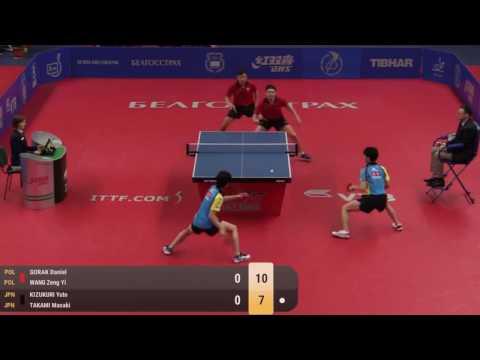 2017 Belarus Open (MD-Final) GORAK Daniel/WANG Zeng Yi - KIZUKURI Yuto/TAKAMI Masaki [Full Match/HD]