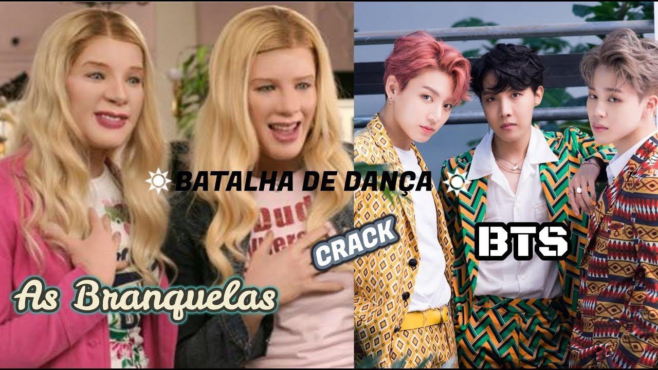 BTS Crack BR, filmes as Branquelas (Batalha de Dança) 2018