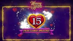 Winning Hearts - Jackpot Party Casino Slots