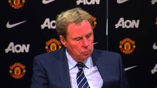 #MUNvQPR I HARRY REDKNAPP