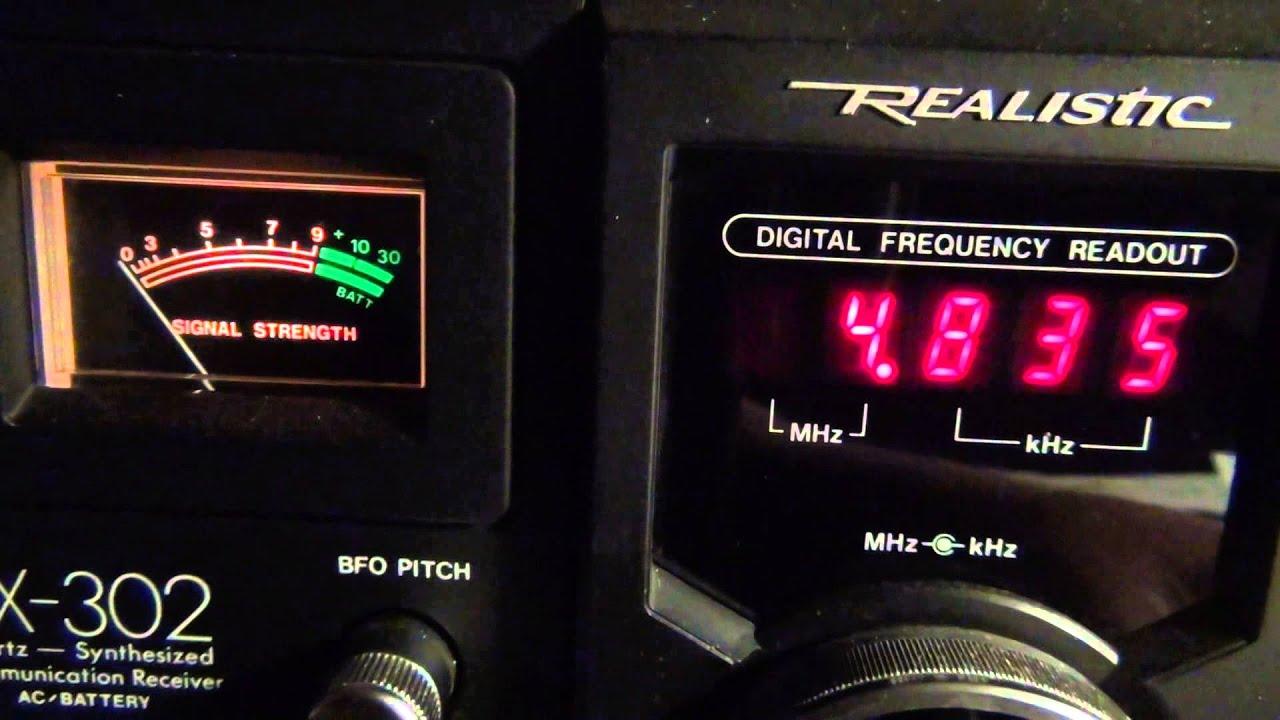 4625 khz stream