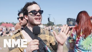 The 1975 fans share their thoughts on new song 'People' and Headlining Reading Festival 2019
