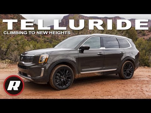 2020 Kia Telluride Review: Affordable, 3 row SUV climbs to new heights