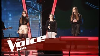 Earta vs Arjola vs Dea - Spectrum Betejat The Voice Kids Albania 2019