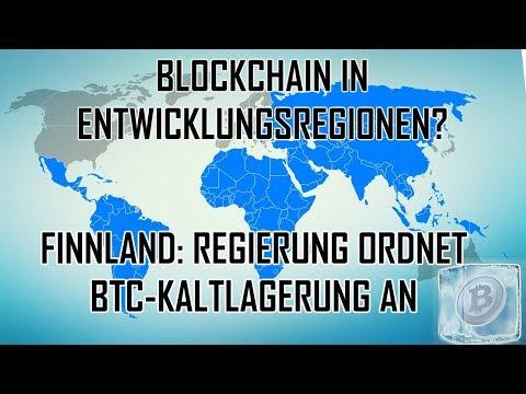 Blockchain-Technologie In Entwicklungsregionen | Finnische Regierung Ordnet