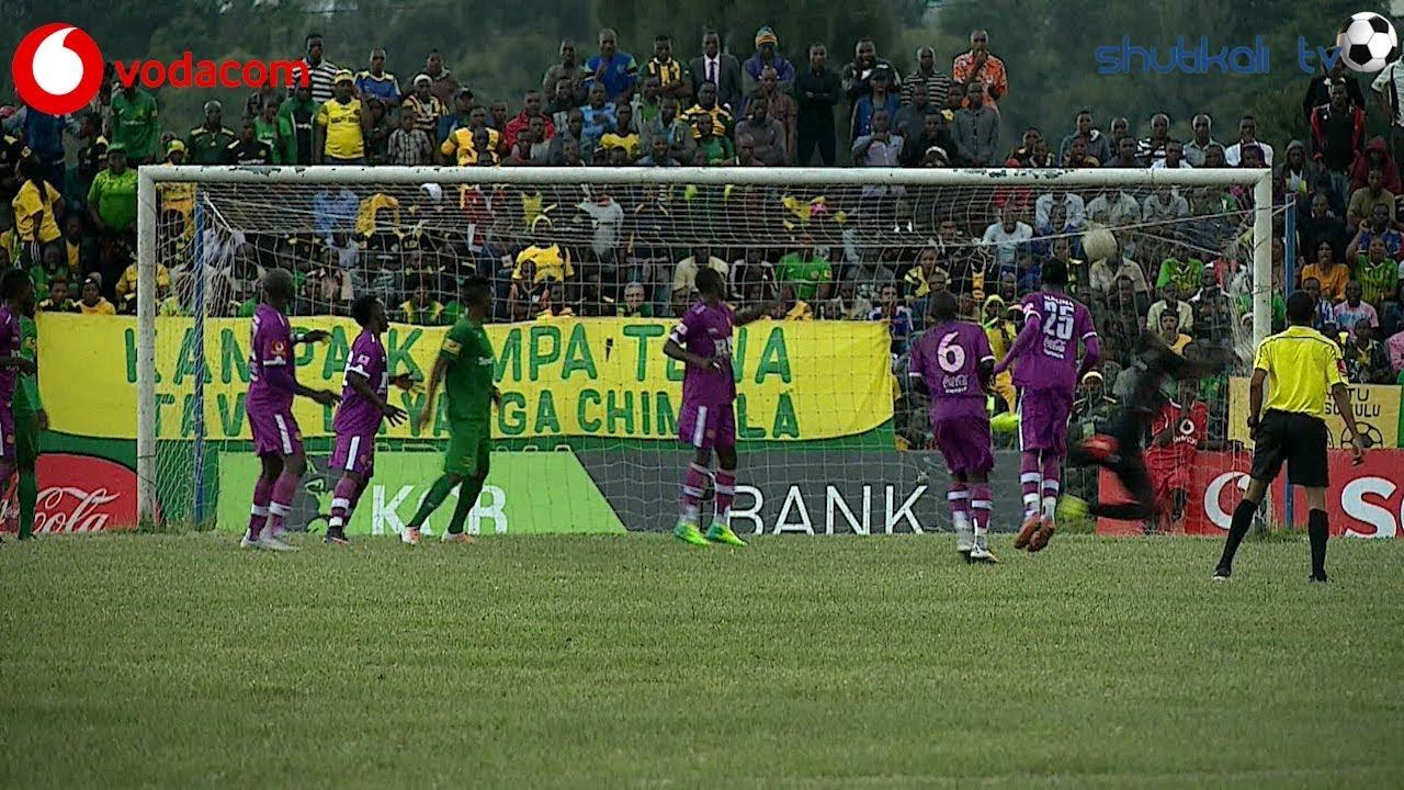 Magoli Mbeya City 1 - 1 Yanga