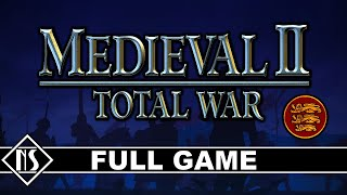 Medieval II Total War (PC) - Short Campaign - England - Longplay