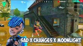 Download Lagu AIM GOD XXXTENTACION SAD X CHANGES X MOONLIGHT FREE FIRE HIGHLIGHT mp3