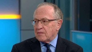 Dershowitz talks campus bias, criticism of Trump's fitness