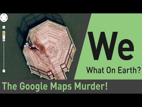 Google Maps Caught a Murder? | What on Earth