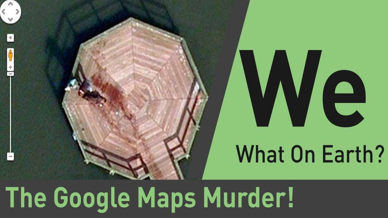 Google Maps Caught a Murder? | What on Earth on google map person, google street view icon, google street view man, google earth man, icons man, netflix man, apple man, google map pin, blue tooth man, google classic man, google pack man, google camera man,