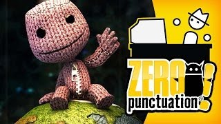 LITTLE BIG PLANET (Zero Punctuation) (Video Game Video Review)