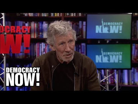 """Roger Waters On Palestine: """"You Have To Stand Up For People's Human Rights All Over The World"""""""