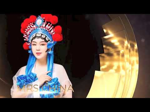 Mrs Asia Pacific 2018 - 24 delegates intro video