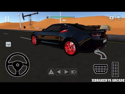 American Muscle Car Driving Simulator Muscle Car Zl Android