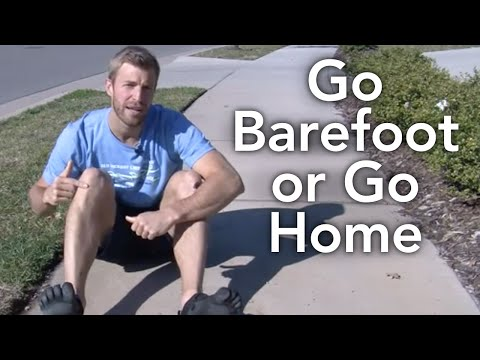 Go Barefoot or Go Home-Transformation TV-Episode #016