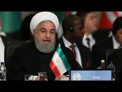 Iran condemns US threats of 'strongest sanctions'