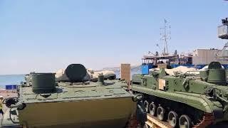 Баку получает первоклассную мировую военную технику