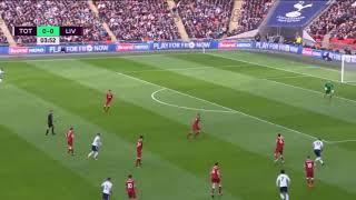 Tottenham 4 x 1 Liverpool 22/10/2017