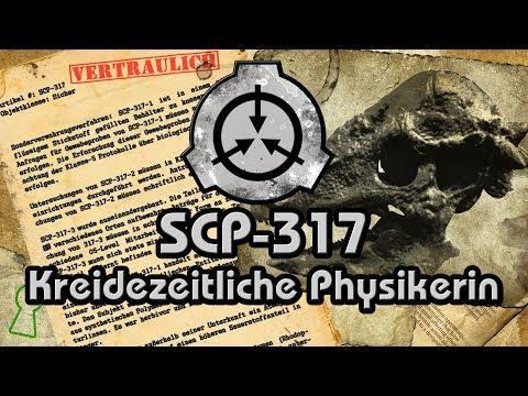 SCP-317: [Kreidezeitliche Physikerin] (German/Deutsch)