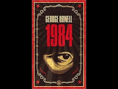 Nineteen Eighty-Four 1984 By George Orwell FULL Audiobook