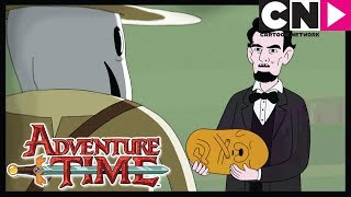 Adventure Time | Sons of Mars | Cartoon Network