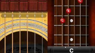 Play usher omg guitar lesson chords tab