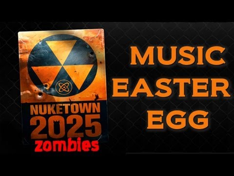 How to Turn the Music on In BO2 Zombies on Nuketown | Doovi