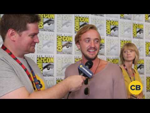 Tom Felton Talks Upcoming Season of The Flash at SDCC 2016