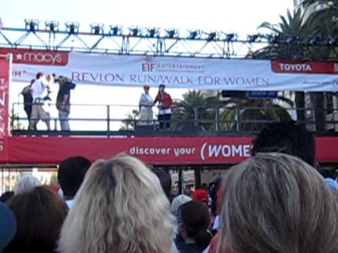 Carrie Ann Inaba at EIF and Revlon's Walk/Run for Women's Cancer Research