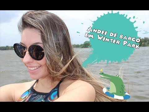 VLOG ORLANDO - DIARIO #3 - WINTER PARK E COMPRAS NO FLORIDA MALL