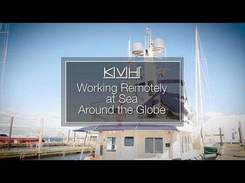 Dirona Video 2: Working Remotely at Sea Around the Globe