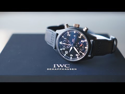 Unboxing & Thoughts: IWC PILOT'S WATCH CHRONOGRAPH TOP GUN 3890 And Most Epic Intro In Film History