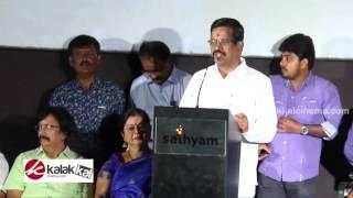 Kalaipuli S Thanu at Veerapandiya Kattabomman Trailer Launch