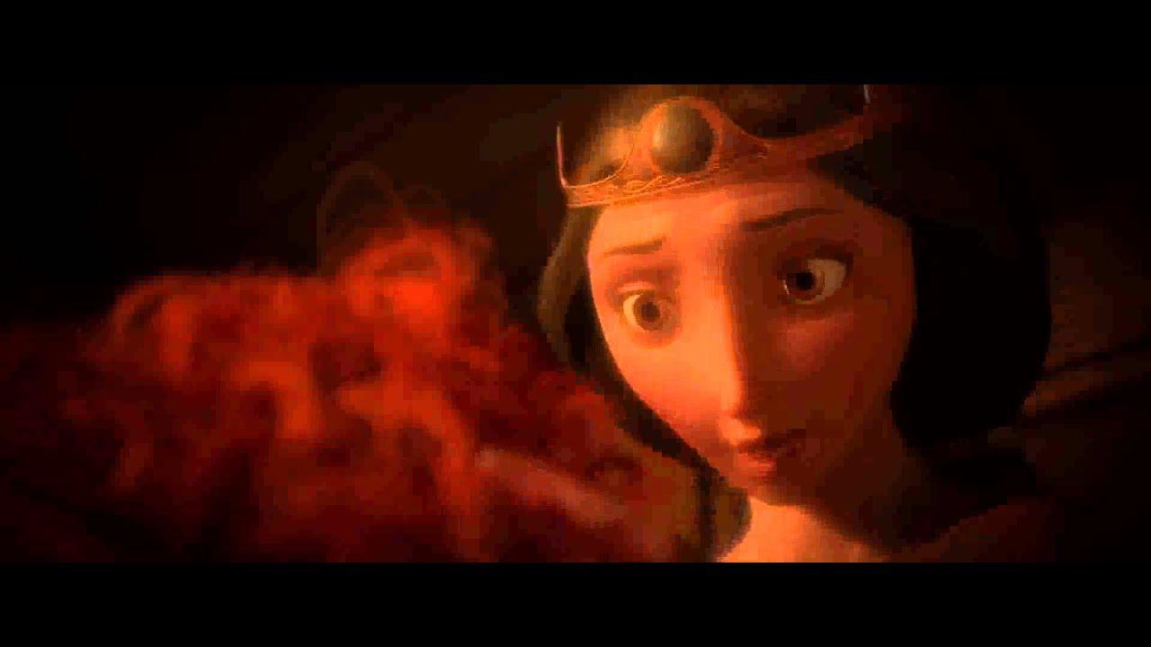 Recensione ribelle the brave film