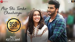 Phir Bhi Tumko Chaahunga - Full Song | Arijit Singh | Arjun K & Shraddha K | Mithoon , Manoj M