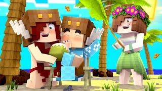 Minecraft Daycare - SECRET BABY GIRLFRIEND DIMENSION! w/ MooseCraft (Minecraft Kids Roleplay)