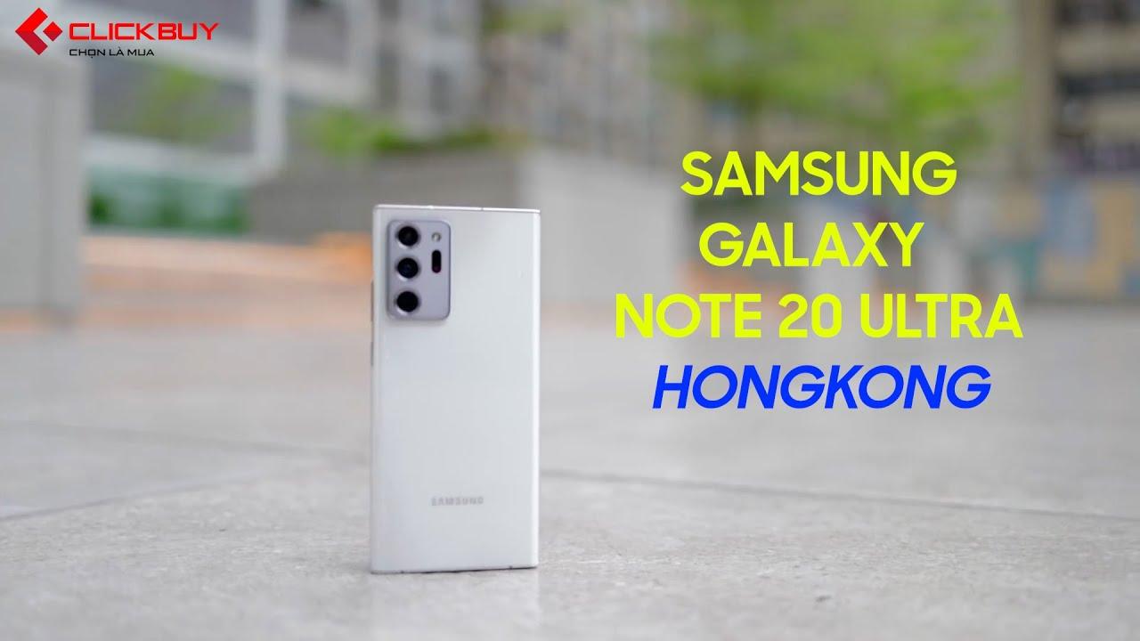 Đánh giá chi tiết Samsung Galaxy Note 20 Ultra HongKong – Phiên bản HOÀN HẢO NHẤT BẠN NÊN MUA